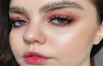 Instagram: Cejas de plumas, la última tendencia de belleza