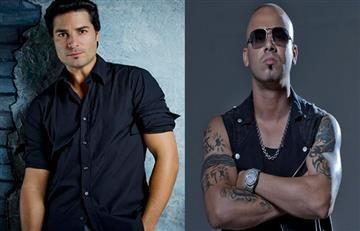 Chayanne se dejó contagiar del reggaetón por Wisin
