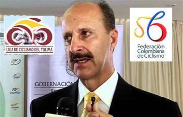 Desinteresada respuesta de Fedeciclismo respecto a la Vuelta al Tolima