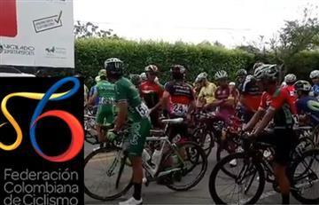 Fedeciclismo: La vergonzosa y pobre organización de La Vuelta al Tolima
