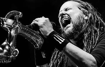 Korn inició su gira en latinoamérica pisando Colombia