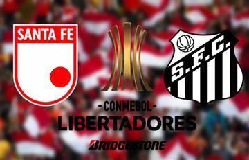 Santa Fe vs. Santos: Precio de la boletería por Copa Libertadores