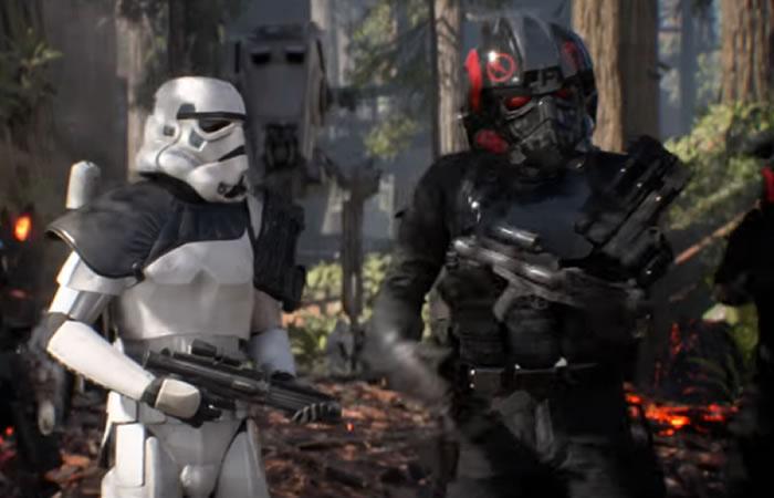 Star Wars Battlefront 2. Foto:Youtube