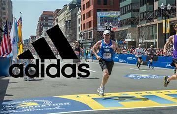 Adidas indigna a usuarios por grosero mensaje tras Maratón de Boston