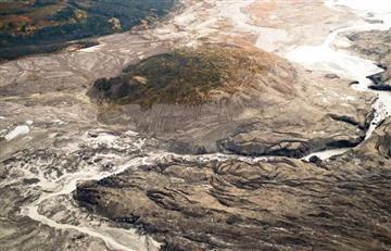Cambio climático: Río en Canadá desaparece en cuatro días
