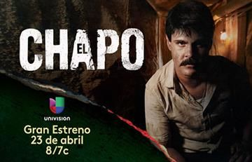 El Chapo: Univisión anuncia la llegada de la nueva serie