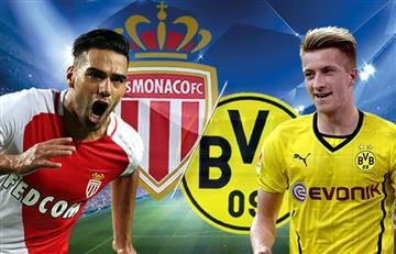 Mónaco vs. Borussia Dortmund: Transmisión EN VIVO