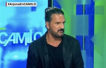 Ricardo Arjona abandona entrevista con CNN por esta razón