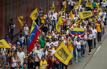 Venezuela inicia una nueva jornada de protestas
