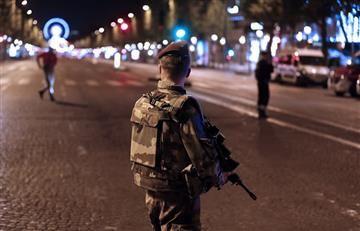 Estado Islámico se atribuyó el ataque en París