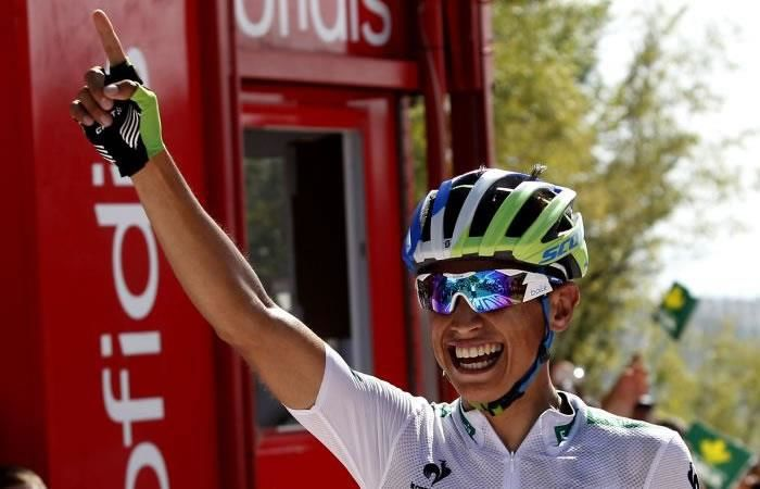 Esteban Chaves recibe buena noticia de cara al Tour de Francia