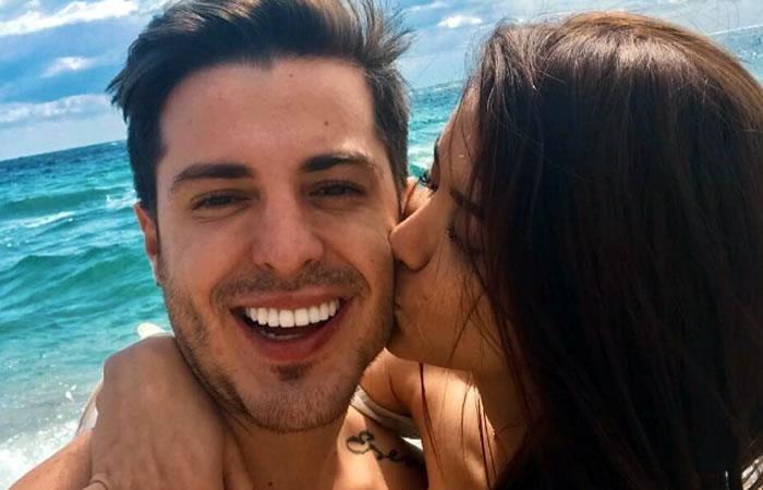 #kissingyouchallenge el reto entre los famosos colombianos