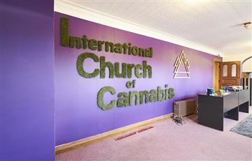 La marihuana ya tiene su primera iglesia para el consumo