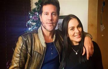 Marcelo Cezán se casó en secreto