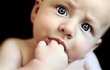 ¿Por qué los niños se chupan los dedos?