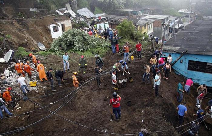 ¿Qué se sabe de la emergencia que afronta Manizales?