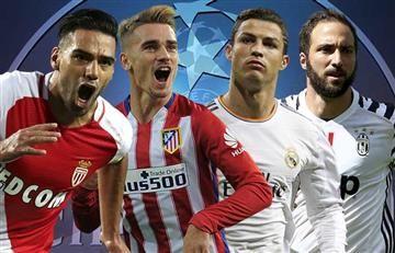 Champions League: Así se jugarán las semifinales