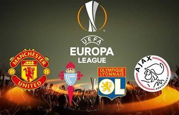 Europa League: Así se jugarán las semifinales