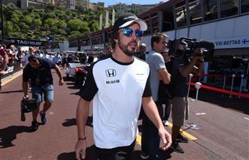 Fernando Alonso ya tiene reemplazo para el GP de Mónaco