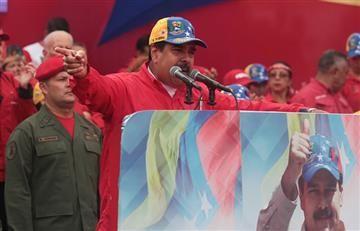 """Maduro: """"Venezuela es el padre de Colombia"""""""