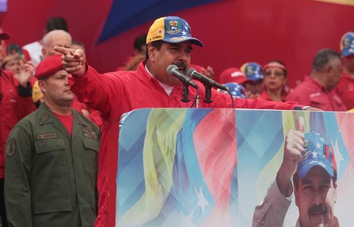 Maduro: 'Venezuela es el padre de Colombia'