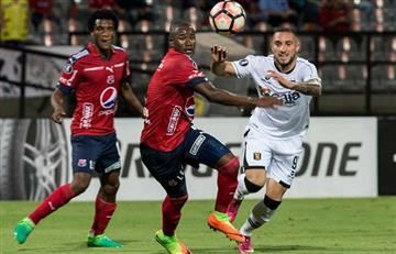 Medellín venció a Melgar y ya piensa en el Tolima