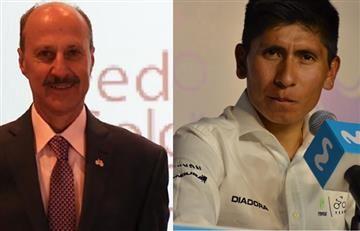 Nairo Quintana hace dura crítica a Fedeciclismo