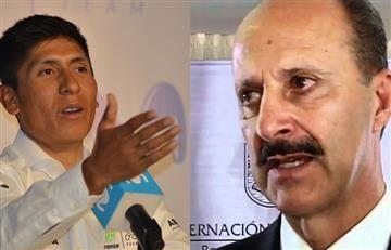 Nairo Quintana: La insólita respuesta de Fedeciclismo al ciclista