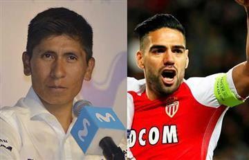 Nairo Quintana no quiere ser comparado con Falcao García