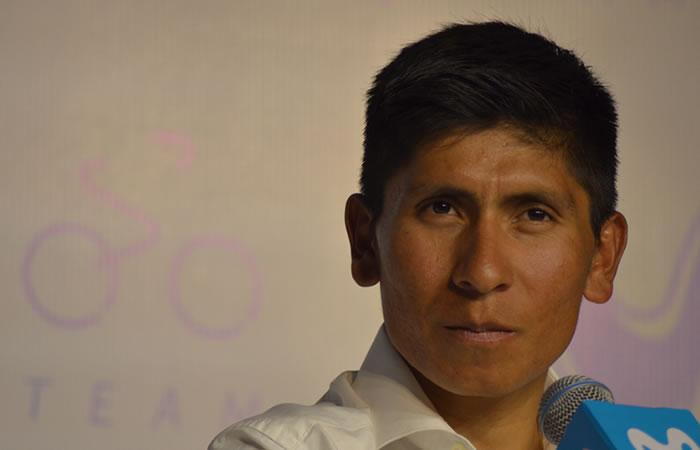 Nairo Quintana toma radical decisión con el ciclismo colombiano