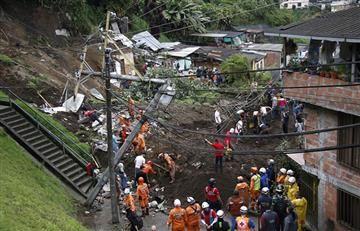 Tragedia en Manizales deja hasta el momento 17 muertos