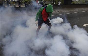 Venezuela: Mueren 11 personas durante jornada de protestas en Caracas
