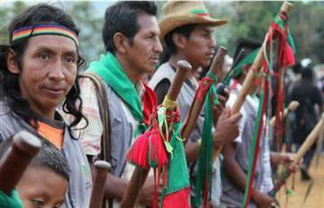 Ola de asesinatos de indígenas en Colombia denuncia Amnistía