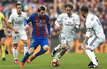 Real Madrid vs. Barcelona: Previa, datos y alineaciones