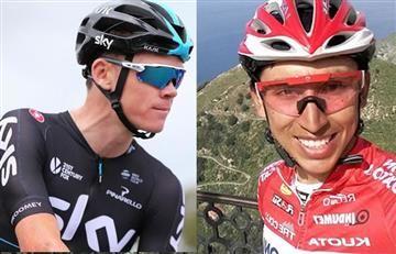 Team Sky ficharía al colombiano Egan Bernal, fenómeno del ciclismo