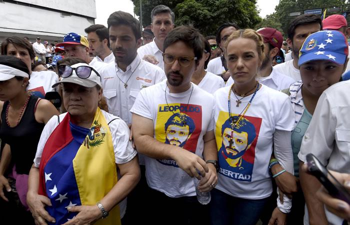 Venezuela: 'La marcha del silencio' inicia concentraciones