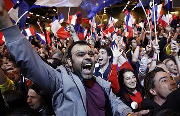 Francia: La presidencia se va a una segunda vuelta histórica