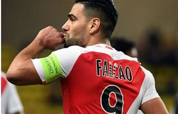 Falcao y Mónaco se preparan para enfrentar al PSG