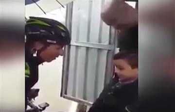 Nairo Quintana: El gesto que tuvo con un niño te conmoverá