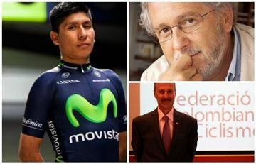 Nairo Quintana: Faciolince apoya al ciclista y aplasta a Fedeciclismo