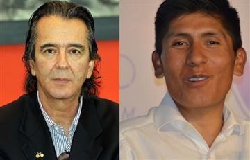 """Nairo irrespetó institucionalidad del ciclismo"": Vicepresidente Fedeciclismo"