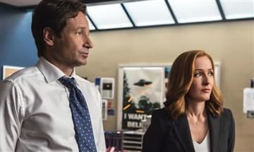 The X- Files regresará a Fox con 10 nuevos episodios
