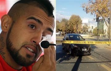 Arturo Vidal: Asesinan brutalmente a su cuñado