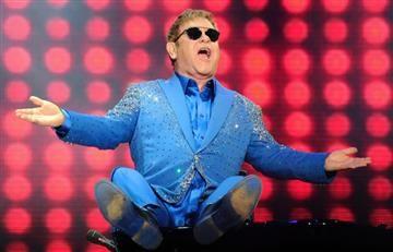 "Elton John está enfermo por ""inusual infección"" que adquirió en una gira"