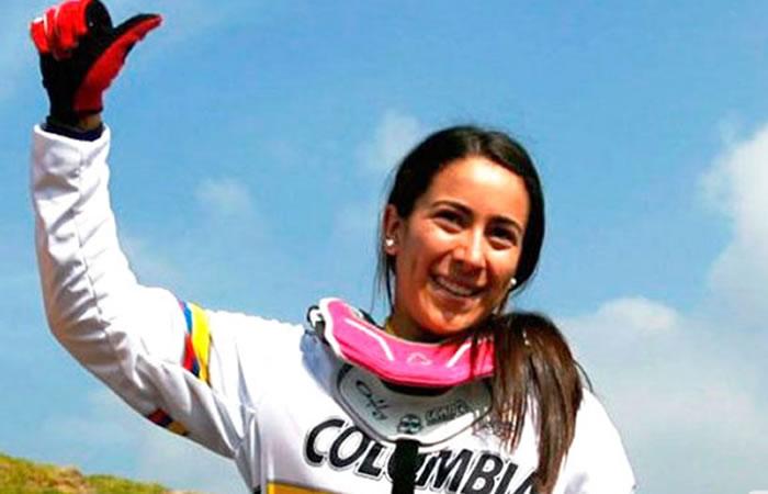 Mariana Pajón: Alguno de ellos pudo haber filtrado su audio