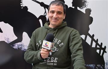 """Robinson Díaz: """"En Colombia hacer un sueño es muy difícil"""""""