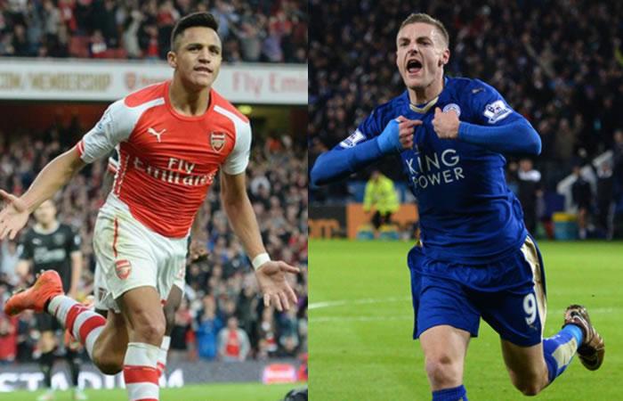 Arsenal vs. Leicester: Hora y transmisión EN VIVO