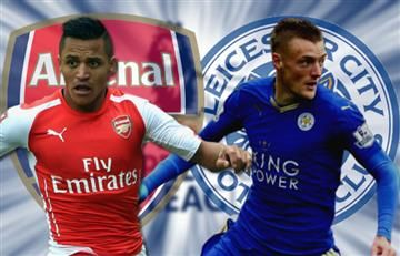 Arsenal vs. Leicester: Transmisión EN VIVO