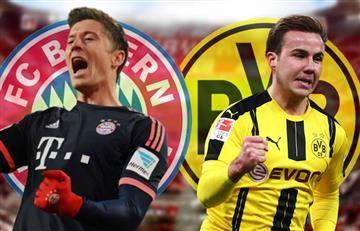 Bayern Múnich vs. Borussia Dortmund: Transmisión EN VIVO