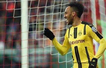 Borussia Dortmund ganó al Bayern Múnich y se clasificó a la final